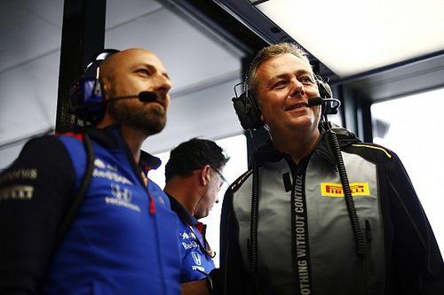 """Pirelli: """"A Ferrari kiváló, de szerencsés taktikája Ausztráliában"""""""