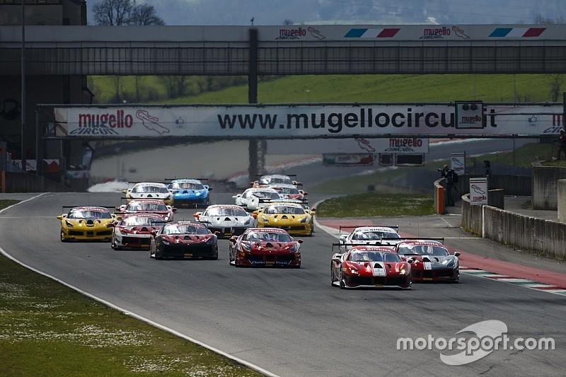 Ferrari Challenge Europe: festa al Mugello per Nielsen, Froggatt, Prinoth e Mattson