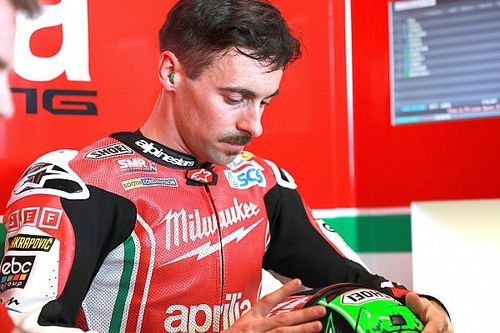 Laverty to skip three WSBK rounds due to injury