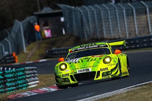 24 uur Nürburgring: Vanthoor aan kop in tweede kwalificatie