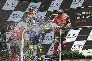 """Rossi: Lorenzo'yu şampiyonluk savaşında yok saymak """"aptalca"""" olur"""