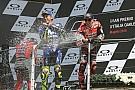 Rossi: Não contar com Lorenzo na luta pelo título é estúpido
