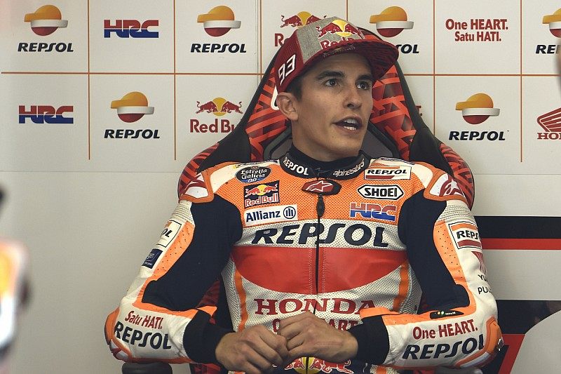 Marc Marquez vor F1-Test: Im Simulator schon gecrasht