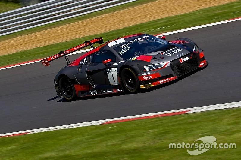 Mies, Riberas take Misano Blancpain win for Audi