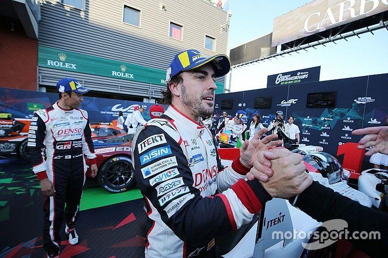 """Alonso quiere mucho más: """"Estamos preparados para Le Mans"""""""