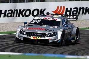 Lausitzring, Libere 1: Wehrlein e Mercedes subito al top