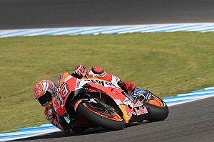 VIDEO: Kecelakaan Marquez di FP4 MotoGP Spanyol