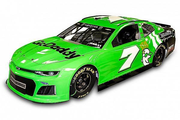 NASCAR Cup Últimas notícias Danica revela pintura de seu carro para Daytona 500