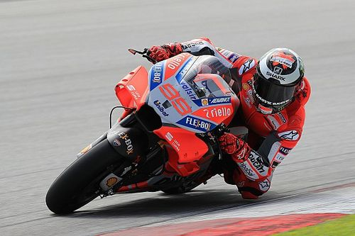 Ducati in Sepang: Lorenzo stimmt erste Kampfansage an