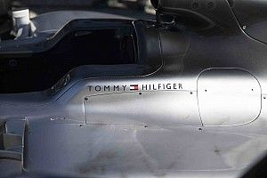 Mercedes announces Tommy Hilfiger sponsorship deal