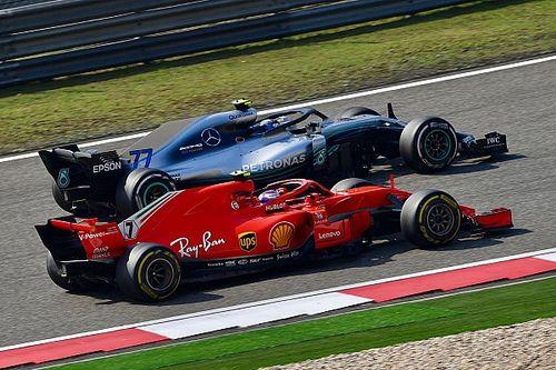 """Massa voyait Mercedes """"loin devant Ferrari"""" en 2018"""