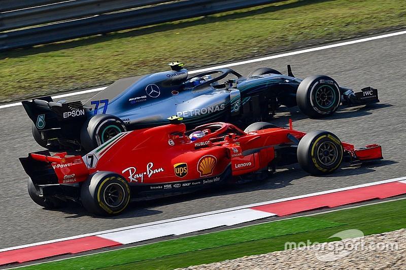 Allison analyse les forces et les faiblesses de Mercedes et Ferrari