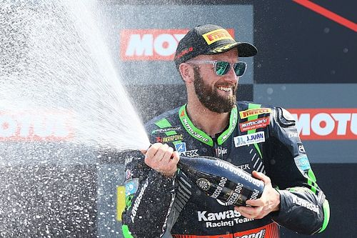 "Sykes ""close"" to tears after emotional Assen win"