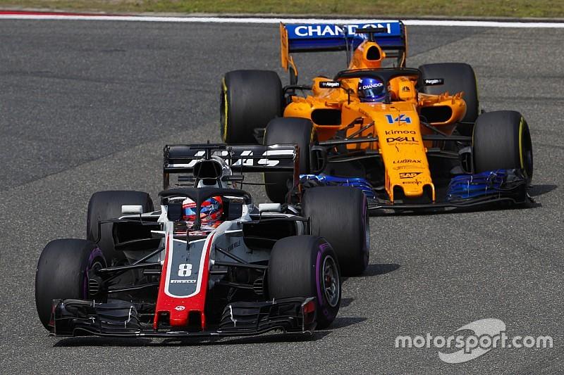 """Magnussen: Haas, une équipe """"bien plus stable"""" que McLaren"""