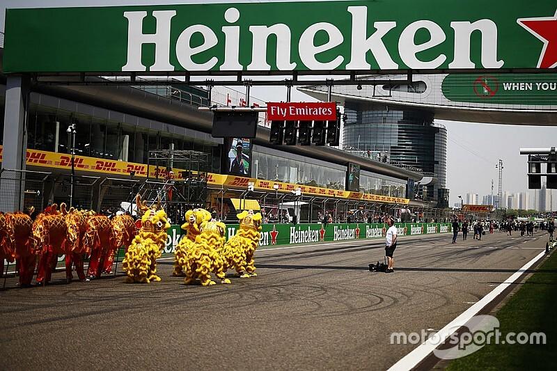 Carey: Çin GP tarihini ayarlamak zor olacak