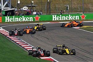 Hülkenberg és Sainz is pontot szerzett az egyre erősebb Renault-nak