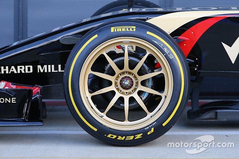 Pirelli ya tiene candidatos para pruebas de neumáticos 2021