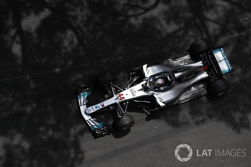 Mercedes-coureurs twijfelen over hypersoft voor race
