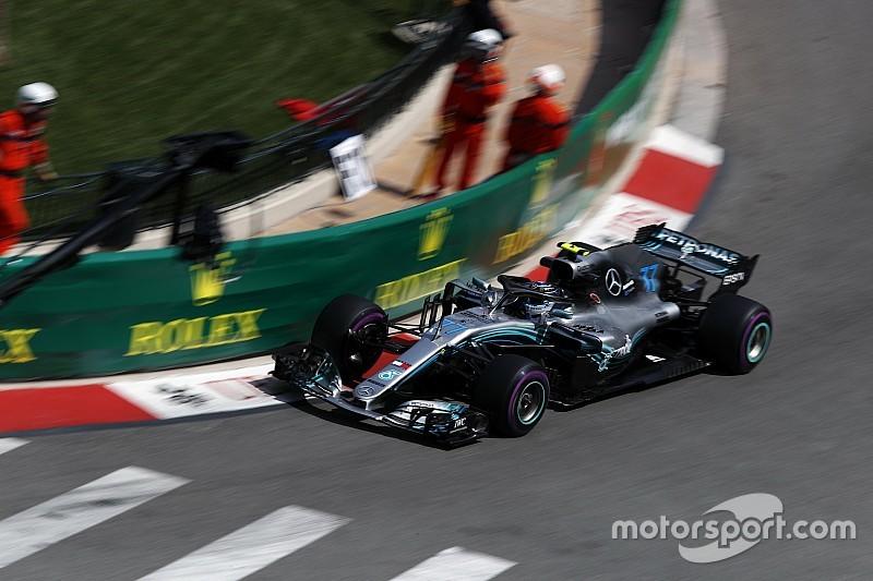 """Hamilton: """"Más cerca de lo esperado de Red Bull y Ferrari"""""""
