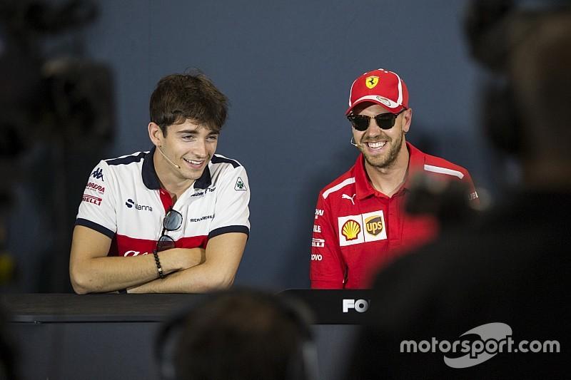 Rosberg: Vettel estará fora de sua zona de conforto com Leclerc