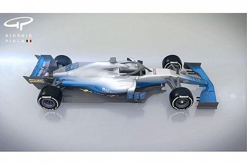 F1 dicht bij afronding nieuw aero-reglement voor 2019