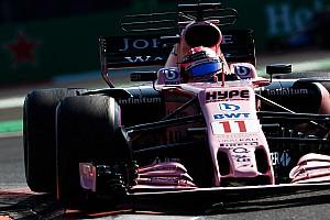Fórmula 1 Noticias Sergio Pérez no sabe qué sucedió