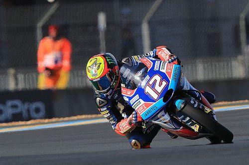 """Mondiale Moto3 2018: Bezzecchi resta leader a +4 su """"Diggia"""""""