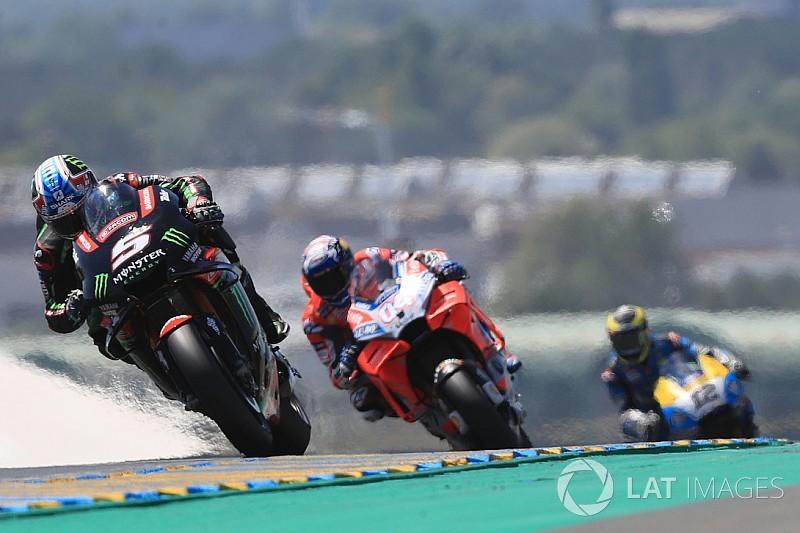 MotoGP Frankreich 2018: Das Rennergebnis in Bildern