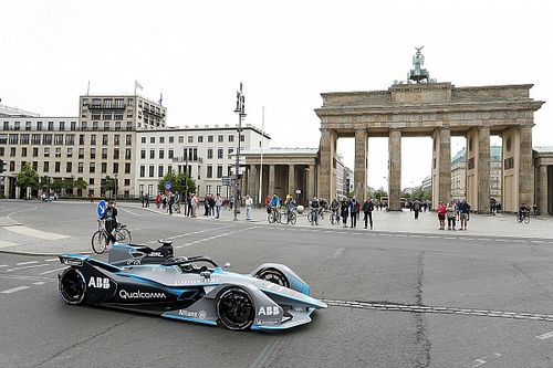 Horarios del Berlín ePrix