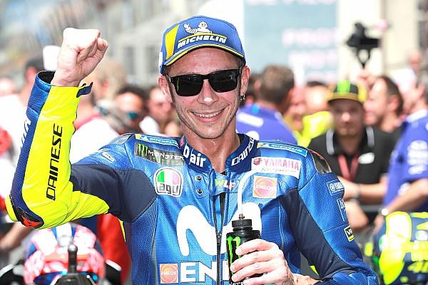 ロッシ、開幕戦以来の表彰台も「コースレイアウトに助けられた」