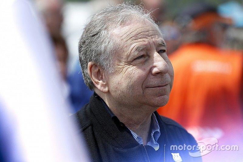 Todt: 'Nonsens' dat F1 elektrisch moet worden