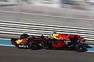 New F1 tyre range