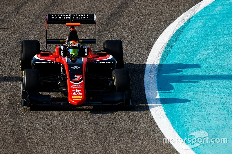 Ferrari junior Ilott joins dominant GP3 team ART