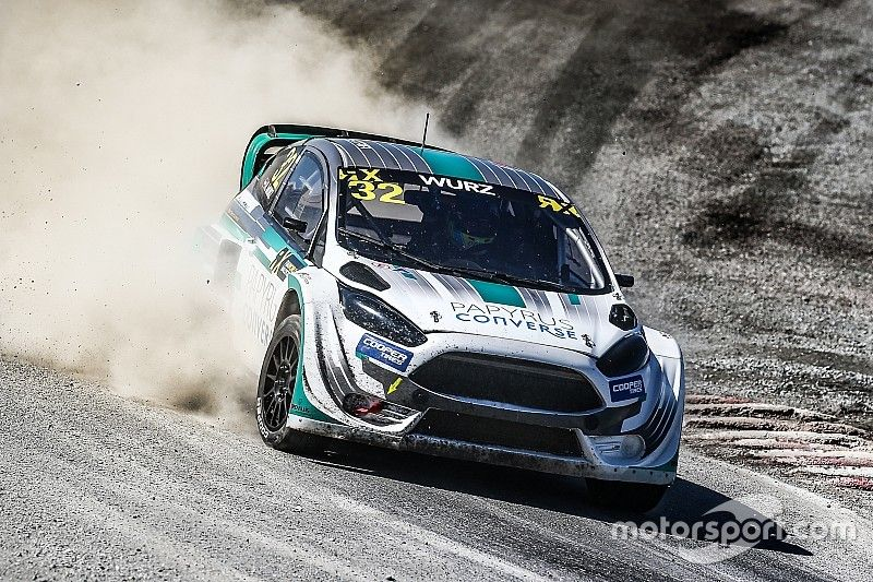 Wurz set for at least one more World RX outing