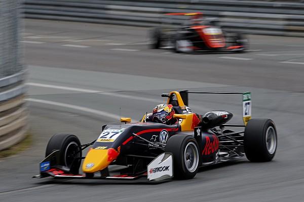 F3 Europe Norisring F3: Ticktum edges Vips in stop-start finale