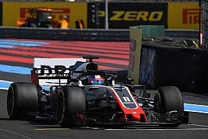 Haas: si è rotta la MGU-H di Grosjean, il francese torna alla power unit numero1