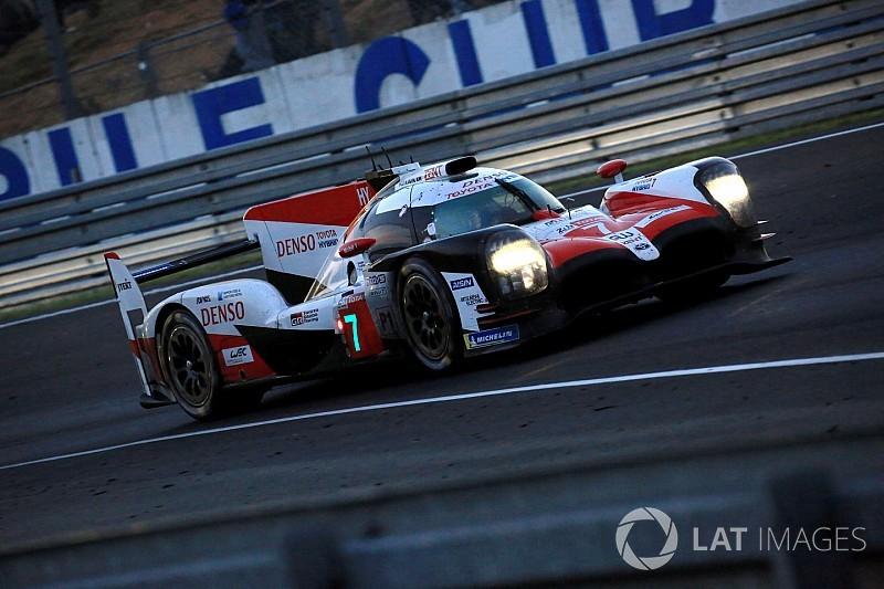 "Kobayashi over bestraffing Le Mans: ""Was pitstop gewoon vergeten"""