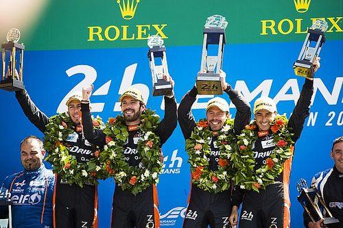 Los ganadores de LMP2, descalificados de las 24 horas de Le Mans