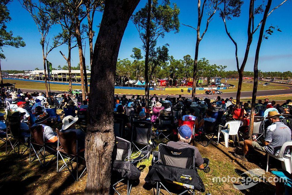 Supercars clarifies Darwin ticket info after postponements