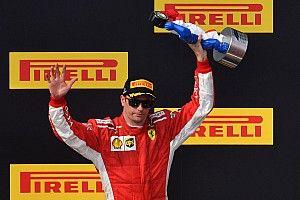 """Raikkonen: """"Questo podio non ha un significato particolare"""""""