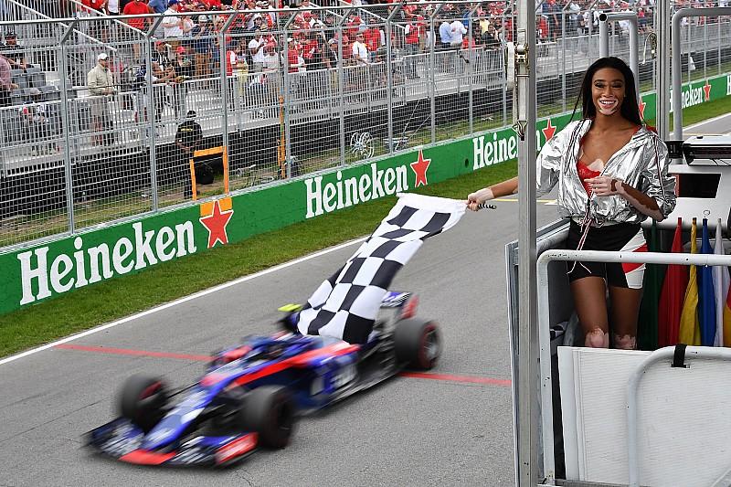 FIA explica el incidente de la bandera a cuadros