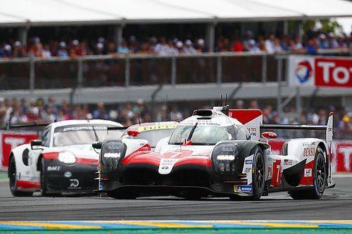 24 Heures du Mans : le point à 18h