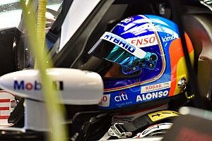 "Alonso: ""Part of the job is done"" after epic recovery drive"