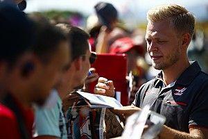 Steiner: Magnussen, iyi bir araç ile neler yapabileceğini gösteriyor