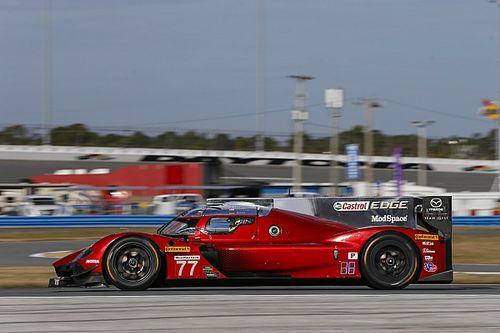 Vortest 24h Daytona 2019: Mazda setzt erste Bestzeit