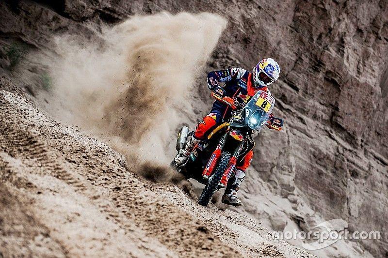 Zwei Dakar-Mitfavoriten verletzt: Price und Goncalves operiert