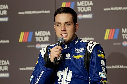 Alex Bowman's approach to superspeedway racing differs from Dale Jr.