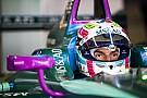 Formula E Spengler ilk Formula E testinden keyif almış