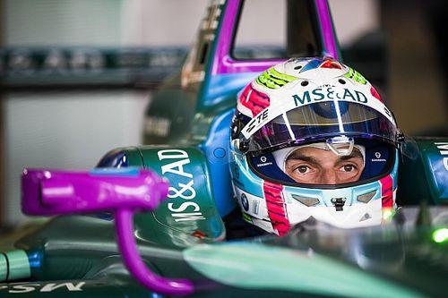 DTM's Bruno Spengler enjoys first test in FormulaE