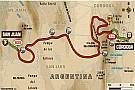 Dakar Dakar, Tappa 13: prima parte sulle dune, seconda per piloti WRC